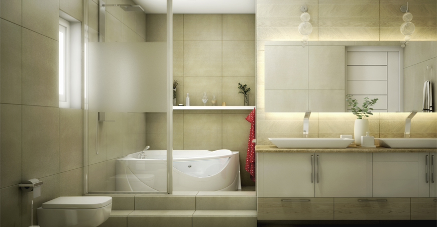 Low Cost Bathroom Designs In Kerala Flat Interior Designs Kerala