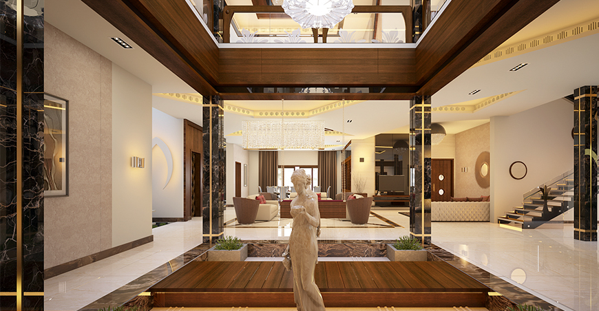 Interior Courtyard House Plans - Architecture Plans