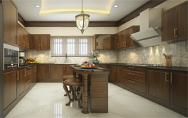 Modular Kitchen Designs And Photos In Kochi Kerala