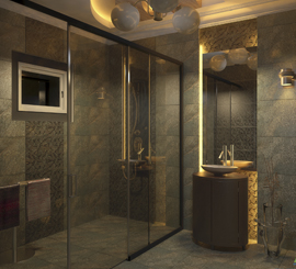 Low Cost Bathroom Designs In Kerala Flat Interior Designs Kerala